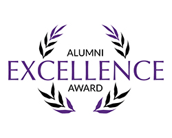 Alumni Excellence Award Logo